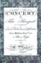 Righini, V. : Concerto in Sol maggiore per Flauto obbligato, 2 Violini, 2 Oboi, 2 Fagotti, 2 Corni, Viola e Basso (ms. Copenhagen e Augsburg, c. 1802). Facsimile