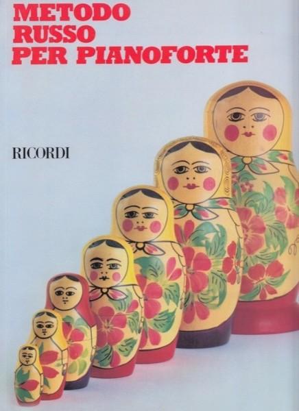 AA.VV. : Metodo russo per Pianoforte