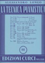 Longo, A. : La tecnica pianistica, fascicolo 3. Tecnica delle scale (Parte 2)