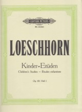 Loeschhorn, A. : Children's Studies op. 181 vol. I, per Pianoforte