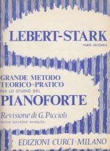 Lebert, S. - Stark, L. : Gran metodo teorico-pratico per lo studio del Pianoforte, parte II