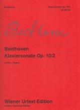 Beethoven, L. van : Sonata in fa op. 10 n. 2, per Pianoforte. Urtext