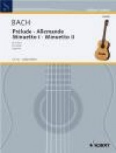 Bach, J.S. : Various Pieces vol. I, for Guitar
