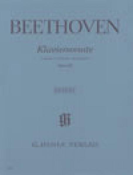 Beethoven, L. van : Sonata in do minore op. 111, per Pianoforte. Urtext