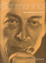 Rachmaninov, Sergej : Concerto n. 3 op. 30, riduzione per 2 Pianoforti