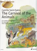 Saint-Saens, C. : Il Carnevale degli animali, trascrizione facilitata per Pianoforte