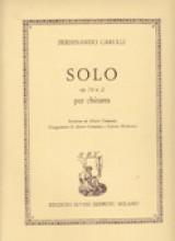 Carulli, F. : Solo op. 76 n. 2, per Chitarra (Company)