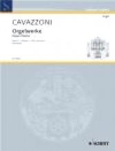 Cavazzoni, G. : Composizioni per Organo, libro primo