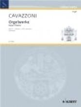 Cavazzoni, G. : Composizioni per Organo, libro secondo
