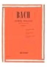 Bach, Johann Sebastian : Suites inglesi, per Pianoforte