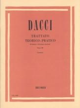 Dacci  G. : Trattato teorico-pratico di lettura e divisione musicale, parte III