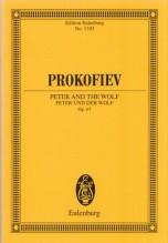 Prokofieff, S. : Pierino e il lupo op. 67. Partitura tascabile