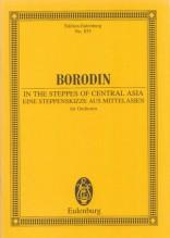 BORODIN, A. : In the Steppes of Central Asia per Orchestra. Partitura tascabile