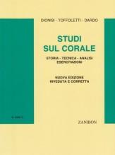 AA.VV. : Studi sul corale. Storia, tecnica, analisi, esercitazioni