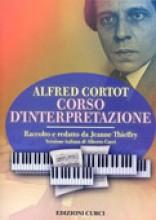 Cortot, A. : Corso d'interpretazione