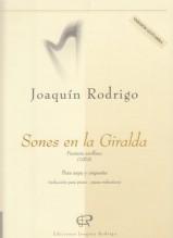 Rodrigo, J. : Sones en la Giralda. Riduzione per Chitarra e Pianoforte
