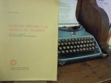 Sorani, D. : Giuseppe Depanis e la società dei concerti. Musica a Torino fra Ottocento e Novecento