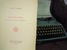 Tamburini, L. : L'Atalanta: un ignoto zapato secentesco
