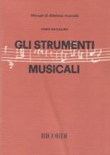 Rattalino, P. : Gli strumenti musicali