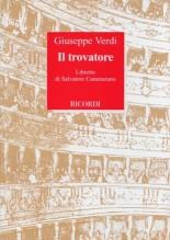 Verdi, G. : Il trovatore, libretto