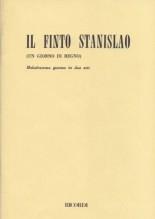 Verdi, G. : Finto Stanislao (Un giorno di Regno), libretto
