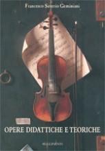 Geminiani, F. : Opere didattiche e teoriche: L'arte di suonare il violino (1751); Trattato sul buon gusto (1749); Regole per suonare con buon gusto (1748)