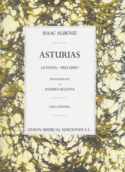 Albéniz, I. : Asturias, per Chitarra