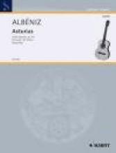 Albéniz, I. : Asturias, per Chitarra (Ragossnig)