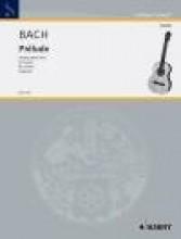 Bach, J.S. : Prélude dalla Partita BWV 997, arrangiamento per Chitarra