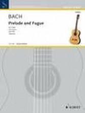 Bach, J.S. : Preludio e fuga BWV 998, per Chitarra