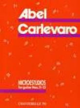 Carlevaro, A. : Microestudios nn. 11-15, per Chitarra