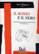 Vinciguerra, R. : Il rosso e il nero. Pezzi facili per pianoforte a quattro mani in stile jazzistico
