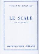Mannino, V. : Le scale per Pianoforte