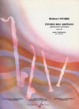 Stark, Robert : Studi sugli arpeggi op. 39, per Clarinetto