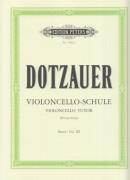 Dotzauer, Justus Johann F. : Metodo per Violoncello, vol. III