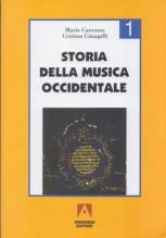 Carrozzo, M. - Cimagalli, C. : Storia della musica occidentale, vol. I