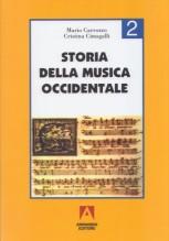 Carrozzo, M. - Cimagalli, C. : Storia della musica occidentale, vol. II