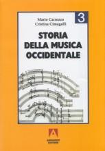 Carrozzo, M. - Cimagalli, C. : Storia della musica occidentale, vol. III