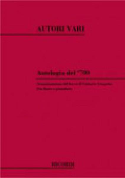 AA.VV. : Antologia del '700, per Flauto e Pianoforte