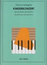 Margola, F. : Kinderkonzert per Pianoforte e Orchestra, riduzione per 2 Pianoforti