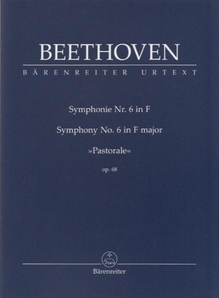 Beethoven, L. van : Sinfonia n. 6 op. 68. Partitura tascabile. Urtext