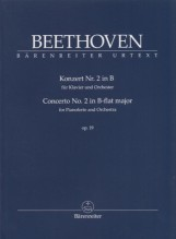 Beethoven, L. van : Sinfonia n. 2 op. 36 in re maggiore, partitura tascabile. Urtext