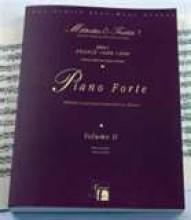 AA.VV. : Piano forte, Francia 1600-1800. Metodi e Trattati, vol. II. Facsimile