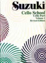 Suzuki : Cello School, vol. 1. Cello Part