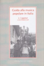 AA.VV. : Guida alla musica popolare in Italia. 2 I Repertori