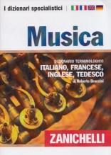 Braccini, R. : Dizionario terminologico Italiano, Francese, Inglese, Tedesco