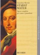 Rossini, G. : Stabat Mater, per Canto e Pianoforte