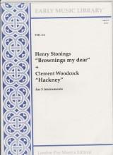 Stonings, H. : Browning e Hackney per 5 strumenti