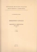 Cavaccio, G. : 2 canzoni per 8 strumenti in 2 cori