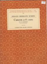 Schein, J. H. : Canzon per 6 strumenti